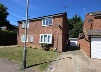 Thumbnail 2 bedroom semi-detached house for sale in Cranbourne Drive, Harpenden, Herts