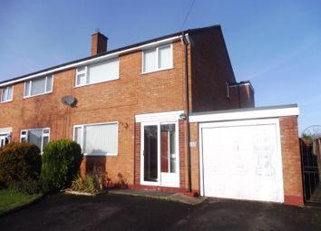 Thumbnail 3 bed property to rent in Barn Lane, Solihull