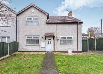 Thumbnail 3 bed semi-detached house for sale in Princess Avenue, Stainforth, Doncaster