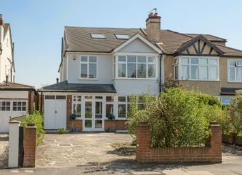 Thumbnail 4 bed semi-detached house for sale in Keswick Avenue, London