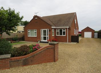 Thumbnail 4 bed bungalow for sale in Smeeth Road, Marshland St. James, Wisbech