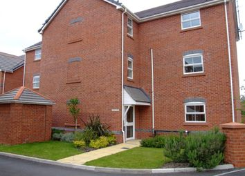 Thumbnail 2 bed flat to rent in 25 Arley Court, Kingsmead, Northwich, Cheshire