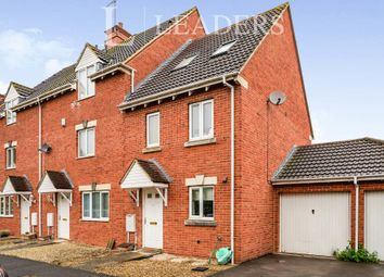 Thumbnail 3 bed end terrace house to rent in Hanson Gardens, Bishops Cleeve, Cheltenham