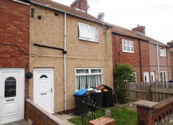 Thumbnail 3 bed terraced house for sale in Cotsford Park Estate, Peterlee
