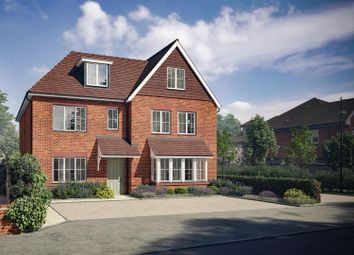Thumbnail 4 bed semi-detached house for sale in Oakley Place, Dedworth Road, Windsor