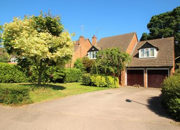 Thumbnail 4 bed detached house for sale in Chervil Way, Burghfield Common