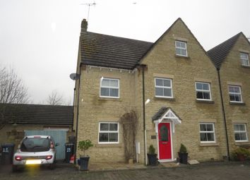 Thumbnail 5 bedroom semi-detached house for sale in Carp Road, Calne