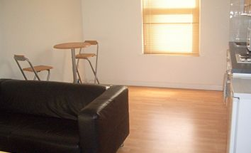 Thumbnail 1 bedroom flat to rent in Brudenell Road, Leeds