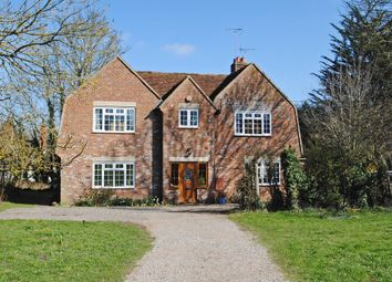 Thumbnail 4 bed detached house for sale in Ferry Lane, Moulsford, Wallingford