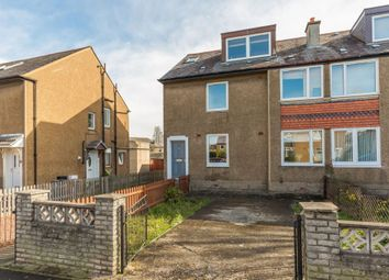 Thumbnail 2 bed flat for sale in 116 Crewe Crescent, Edinburgh