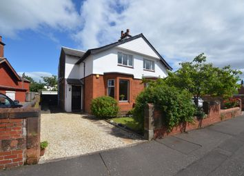 Thumbnail 3 bed semi-detached house for sale in 4 St Meddans Crescent, Troon