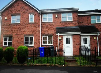 Thumbnail 3 bed terraced house for sale in Rushberry Avenue, Millside, Manchester, Greater Manchester
