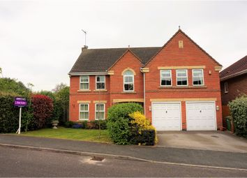 Thumbnail 6 bed detached house for sale in Spode Close, Stone