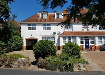Thumbnail 1 bed flat for sale in Lane End Road, Bembridge, Isle Of Wight.