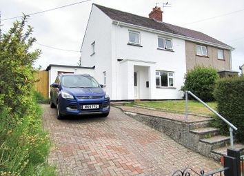 3 bed semi-detached house for sale in Priors Crescent, Dunvant, Swansea SA2