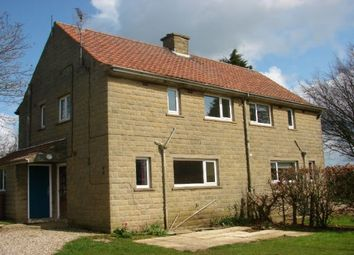 Thumbnail 2 bedroom semi-detached house to rent in Malton Cote Road, Ebberston, Scarborough