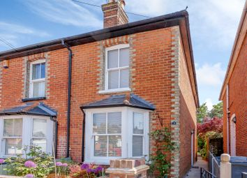 Thumbnail 2 bedroom semi-detached house for sale in High Path Road, Guildford
