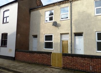 Thumbnail 2 bed terraced house for sale in Russell Street, Loughborough, Leicestershire