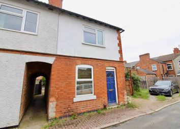 Thumbnail 3 bed semi-detached house to rent in New Street, Kegworth, Derby