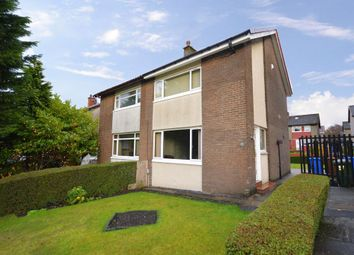 Thumbnail 2 bed semi-detached house for sale in 57 Hillswick Crescent, Milton, Glasgow