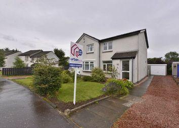 Thumbnail 2 bed semi-detached house for sale in Whiteshaw Avenue, Carluke, South Lanarkshire