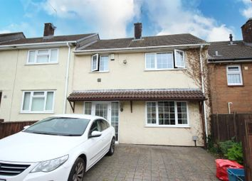 Thumbnail 3 bed terraced house for sale in Dibdin Close, Newport