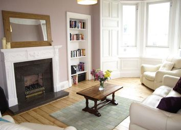 Thumbnail 1 bed flat to rent in Meadowbank Crescent, Edinburgh