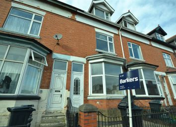 4 bed terraced house for sale in East Park Road, Leicester LE5