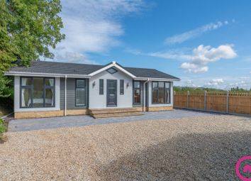 Thumbnail 2 bed mobile/park home for sale in Aston-On-Carrant, Tewkesbury