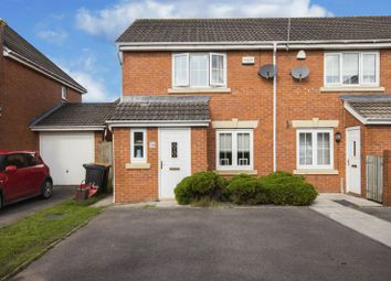 Thumbnail 3 bed terraced house for sale in Brigantine Grove, St. Brides Wentlooge, Newport