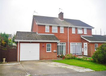 Thumbnail 3 bed semi-detached house for sale in Cranbrook Close, Wheldrake, York