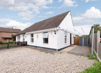 2 bed semi-detached bungalow for sale in Church Street, Tolleshunt D'arcy, Maldon CM9