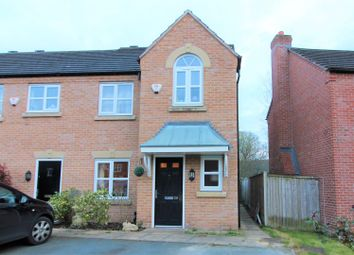 Winston Way, Penley, Wrexham LL13. 3 bed semi-detached house