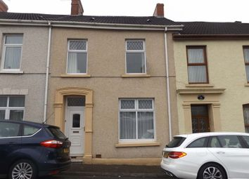 Thumbnail 3 bed terraced house for sale in Marble Hall Road, Llanelli Town Centre, Llanelli, Carmarthenshire