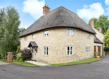 Thumbnail 4 bed detached house for sale in Dene Close, Longburton, Sherborne
