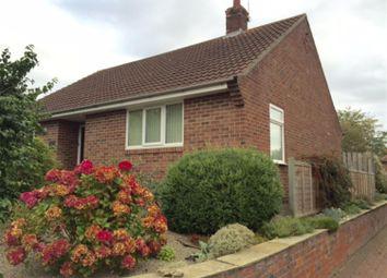Thumbnail 2 bed bungalow to rent in Fox Farm Bungalow, Brafferton, Helperby