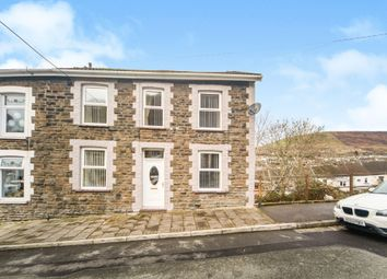 Thumbnail 3 bed end terrace house for sale in Charles Street, Porth