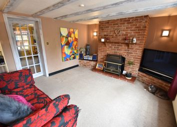 Thumbnail 2 bed semi-detached house for sale in Minstergate, Thetford, Norfolk