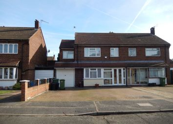 Thumbnail 5 bed semi-detached house to rent in Alderney Road, Erith