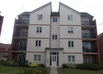 Thumbnail 1 bed flat to rent in Poppleton Close, Coventry
