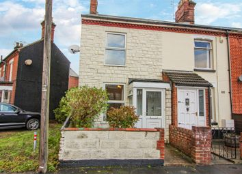 Thumbnail 3 bed end terrace house for sale in Cozens Road, Norwich