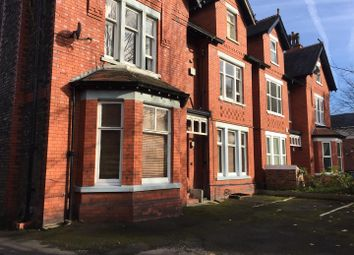 Thumbnail 1 bed flat to rent in Regent Road, Altrincham