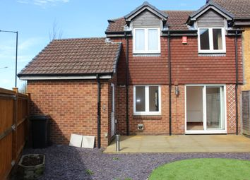 Thumbnail 2 bed semi-detached house to rent in Braemer Gardens, Slough