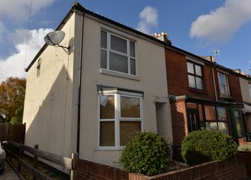 Thumbnail 3 bed end terrace house for sale in Eastfield Road, Southampton