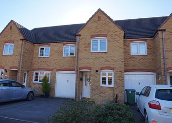 Thumbnail 3 bed terraced house to rent in Amarylis Close, Titchfield, Fareham