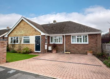 Thumbnail Detached bungalow for sale in Clayhill Crescent, Newbury