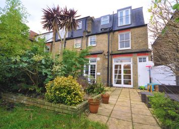 Thumbnail 4 bed semi-detached house for sale in Clive Road, Colliers Wood, London