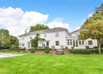Thumbnail 5 bed detached house for sale in Pilley Hill, Pilley, Lymington, Hampshire