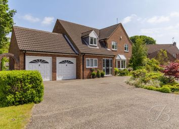 Thumbnail 4 bed detached house for sale in Fairlawns, Mansfield