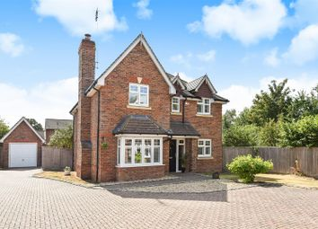 Thumbnail 4 bed detached house for sale in St. Marys Road, Sindlesham, Berkshire